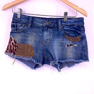 Ralph Lauren denim and supply jean shorts size 28